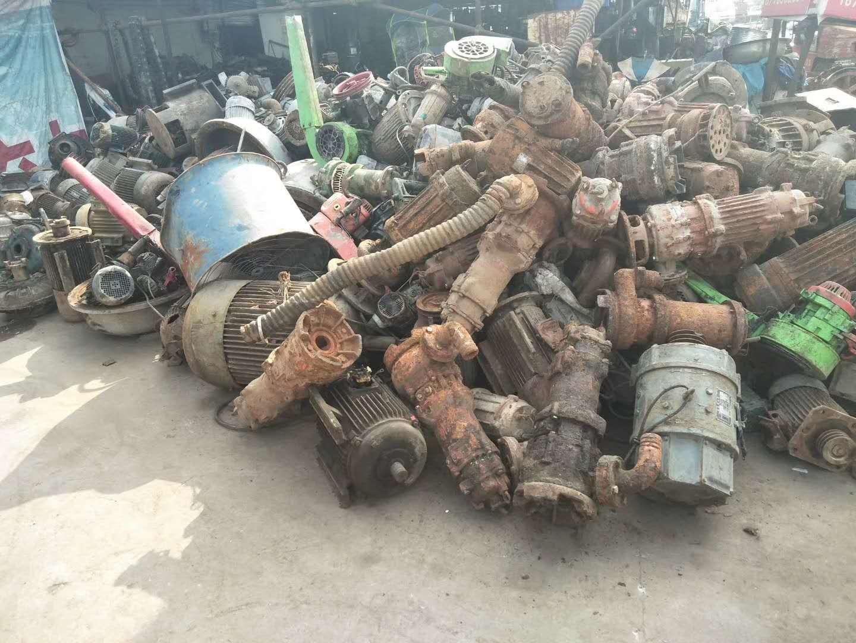 西安电机回收 专业回收电机