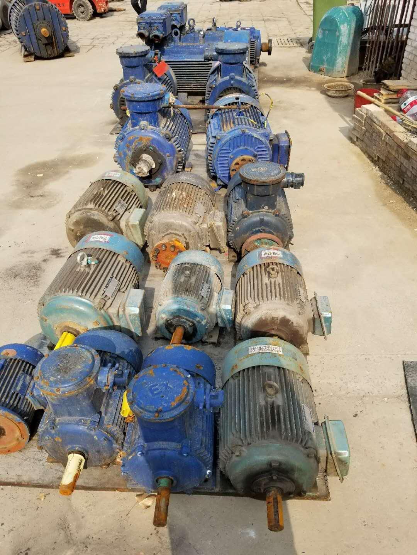 西安电机回收 专业电机回收报价