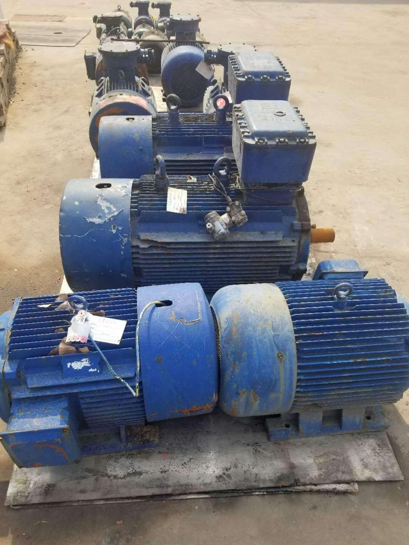 西安电机回收 电机回收公司