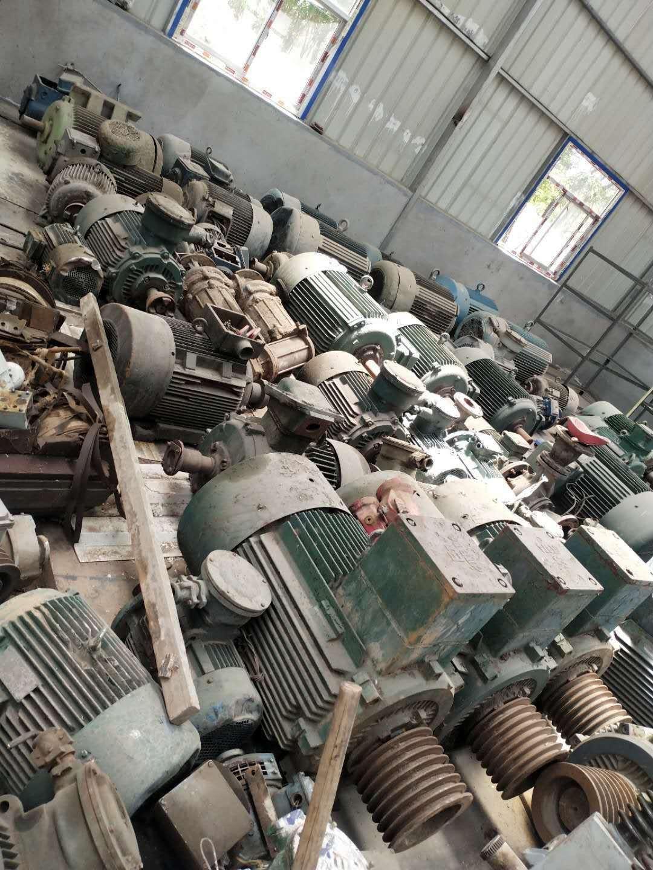 回收二手电机 专业西安二手电机回收