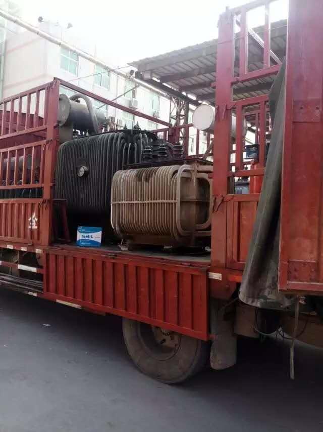 变压器回收 高价西安二手变压器回收公司