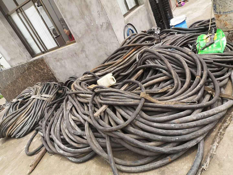 二手西安电缆回收 西安二手电缆回收价格