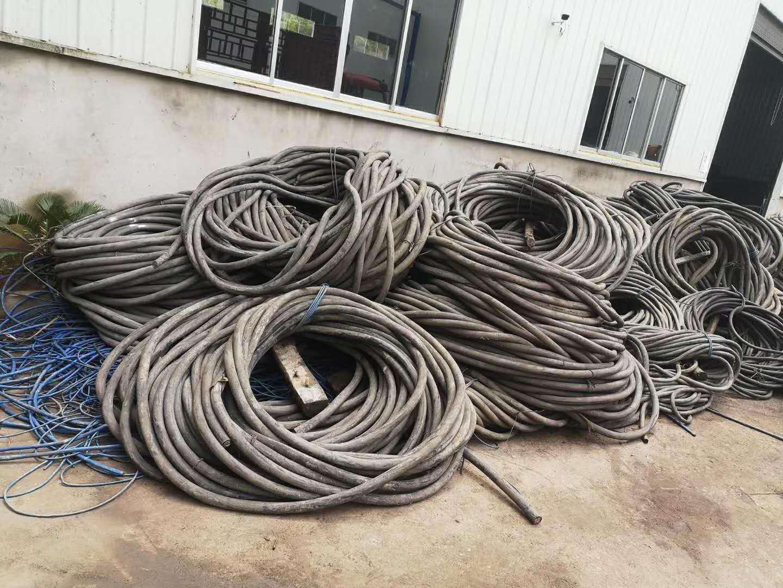 电缆回收 西安二手电缆回收公司