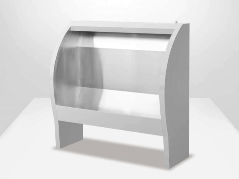 郑洲不锈钢小便池加工 白秀刚小便槽 西藏成品不锈钢小便池