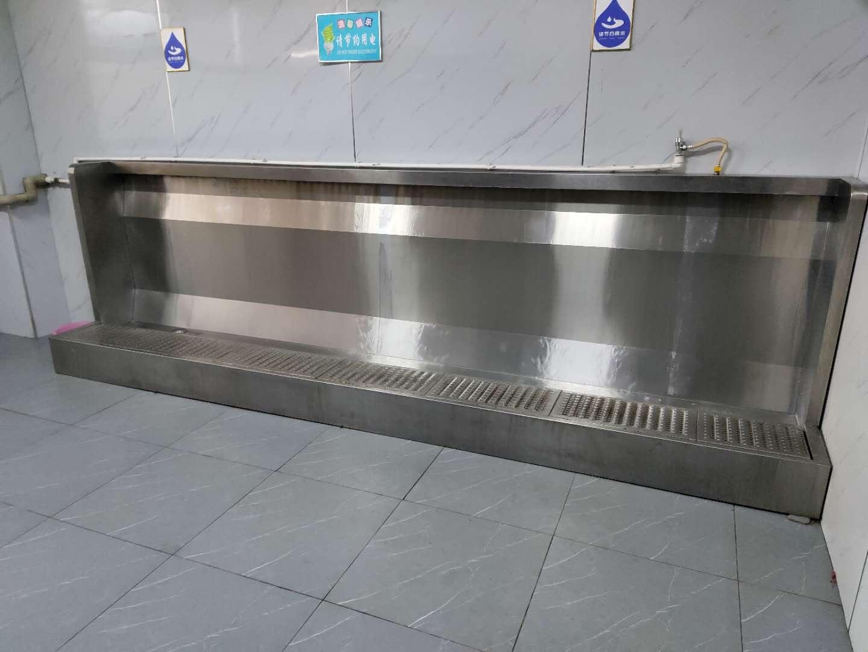 不锈钢小便池订做 不锈钢大便槽图集 丽水有座不锈钢小便池
