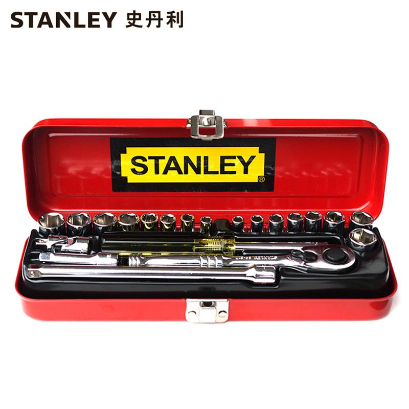 史丹利 21件套6.3MM公英制组套,89-507-22 21件套6.3MM公英制组套 89-507-22