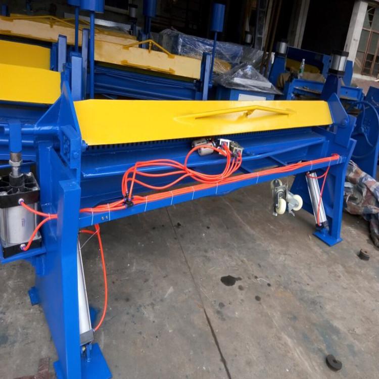 气动2米折方机 1米5气动折边机质量好 直接订购