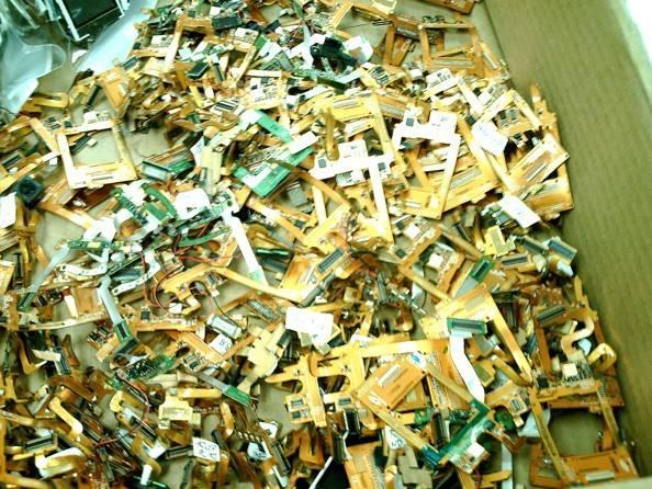 回收银油 工厂废品回收