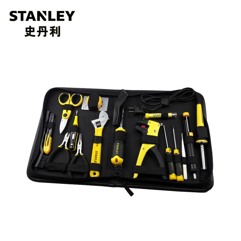 史丹利20件电子维修组套,37-020-23C 20件电子维修组套 37-020-23C