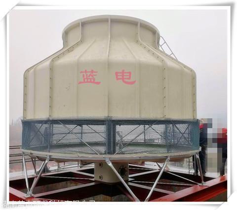 铸造冷却系统 衡阳横流式冷却塔圆形冷却塔