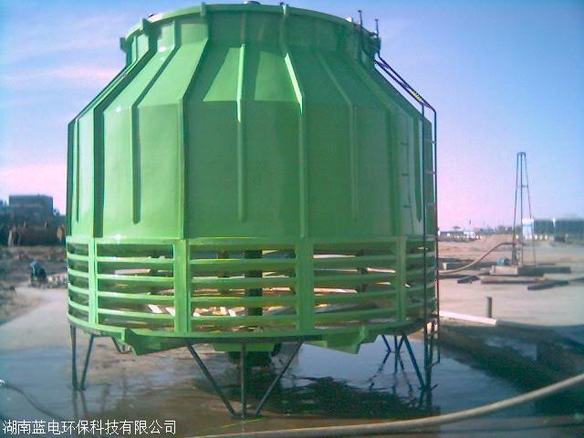 集成墙板配套循环水降温冷却塔 益阳工业冷却塔电炉冷却系统