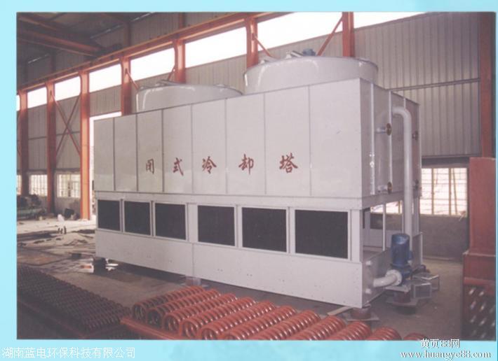 电炉冷却系统 益阳玻璃钢冷却塔熔炼炉冷却塔