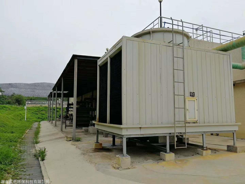 工业冷水机组 长沙市闭式冷却塔光伏冷却系统
