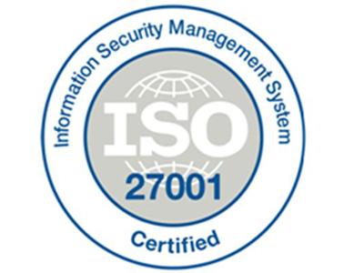 ISO27001认证 老牌的ISO27001认证电话 ISO27001认证认证流程
