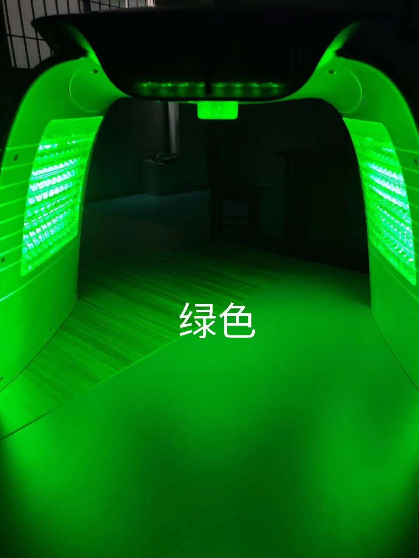 红蓝光光动力美肤仪 兰州冷热喷光谱仪厂家供应 收缩毛孔