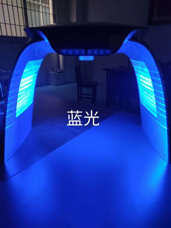韩国LED光谱仪 澳门冷热喷光谱仪公司 修复受损皮肤