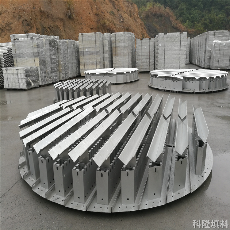 Q235B再分布器 上海316L槽盘分布器