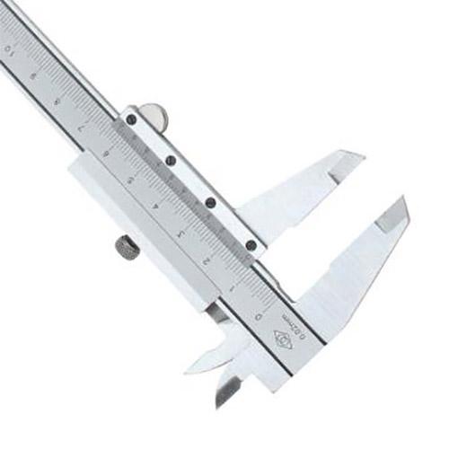 哈量 游标卡尺,0-300mm 601-03S 碳钢(II型) 601-03S