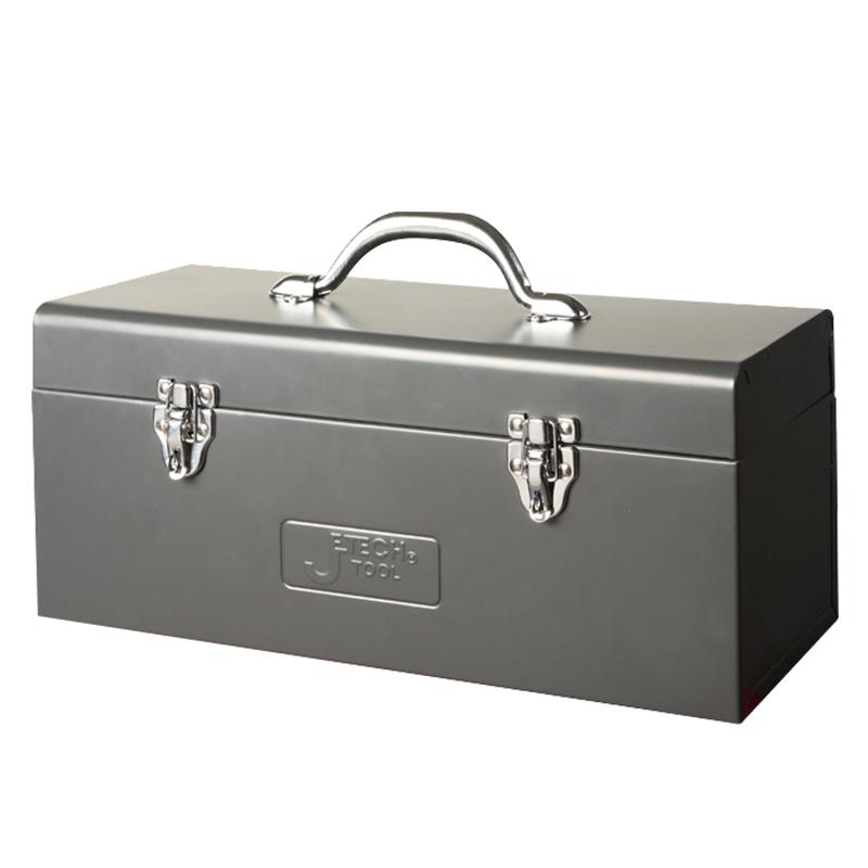 """捷科JETECH 手提工具箱,17"""",TB-17,五金电工箱 维修工具收纳盒 车载工具箱 手提式多功能工具箱 17手提工具箱 TB-17"""