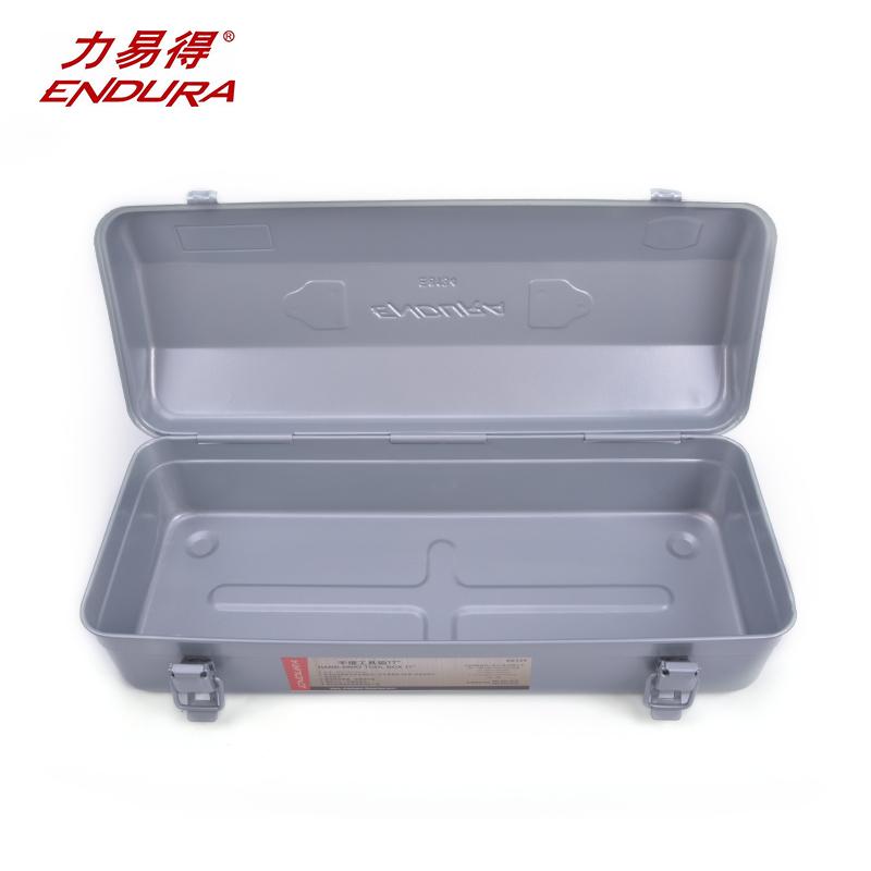 """力易得 手提工具箱,17"""" 430x170x120mm,E8134 超强型手提工具箱15430x170x120mm E8134"""