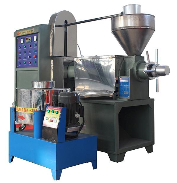 新式榨油機 西藏原裝菜籽榨油機