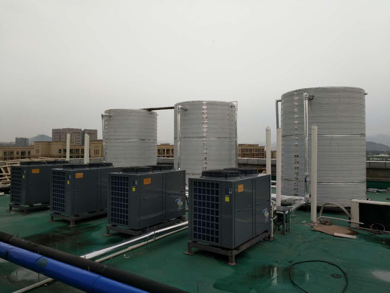 空氣能烘干機 寧波自動空氣能 熱水工程