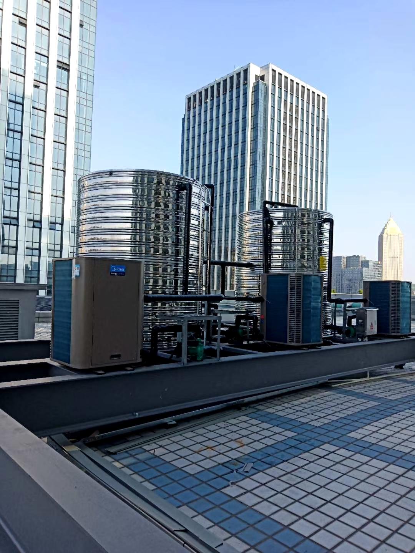 熱泵熱水器 仙居格力空氣能恒溫 集中供熱