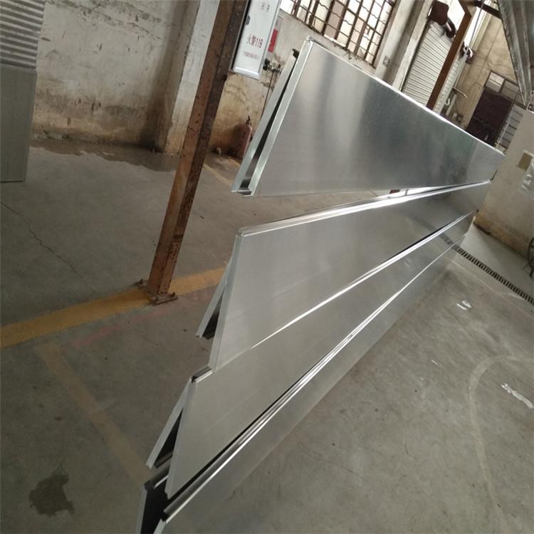 防风铝合金扣板 加油站长条铝扣板