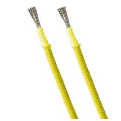 远东 铜芯阻燃C级聚氯乙烯绝缘绞型连接用软电线,ZC-RVS-300/300V-4*0.75黄,100米/卷