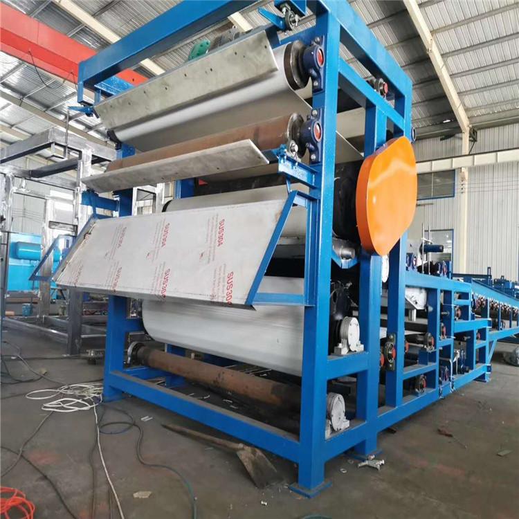 机械皮带脱水机设备 甘南皮带脱水机设备厂家
