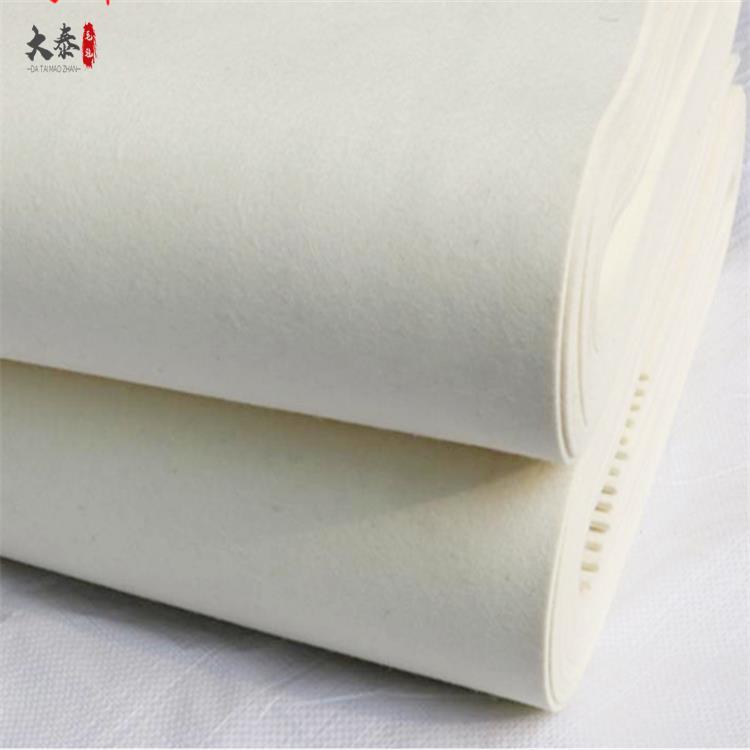 黑色毛毡 杭州涤纶化纤毛毡布 欢迎咨询