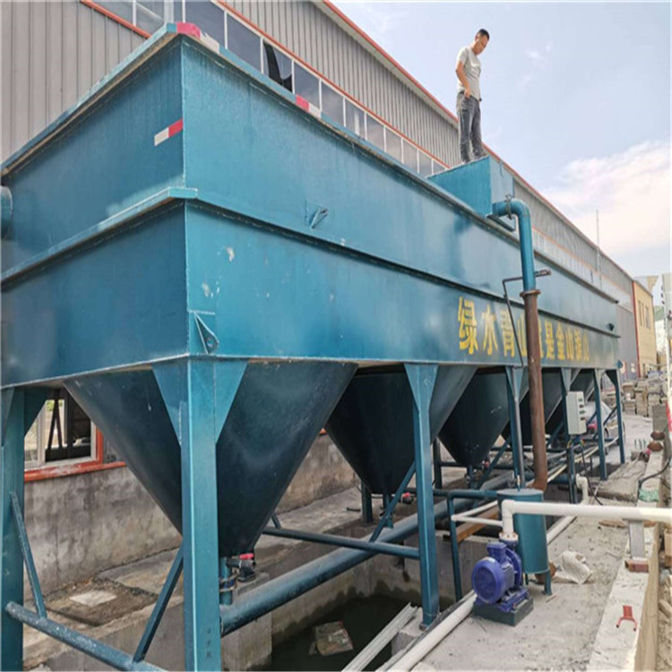 泥浆浓缩污泥脱水机设备 甘南真空泥浆脱水机设备