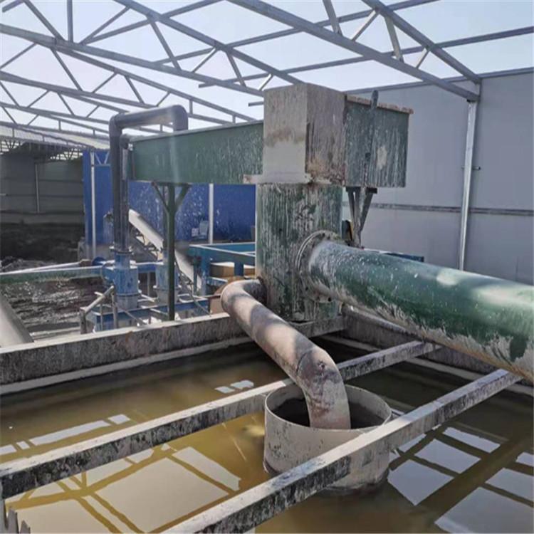 污泥脱水机报价 晋城处理泥浆脱水机设备