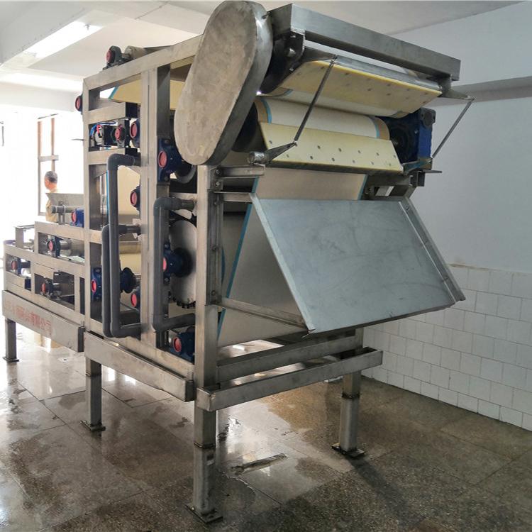 真空污泥脱水机设备 保定泥浆脱水机设备厂家