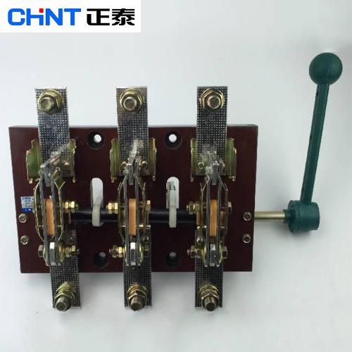 正泰CHINT HD14系列刀开关,HD14-630/31玻板