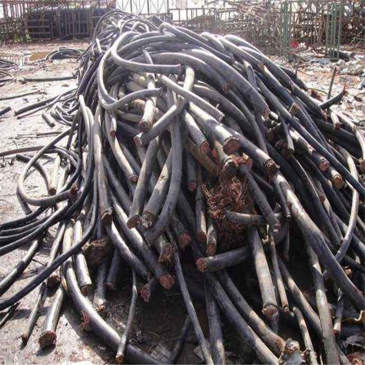二手控制电缆收购 西安收购二手旧电力电缆公司