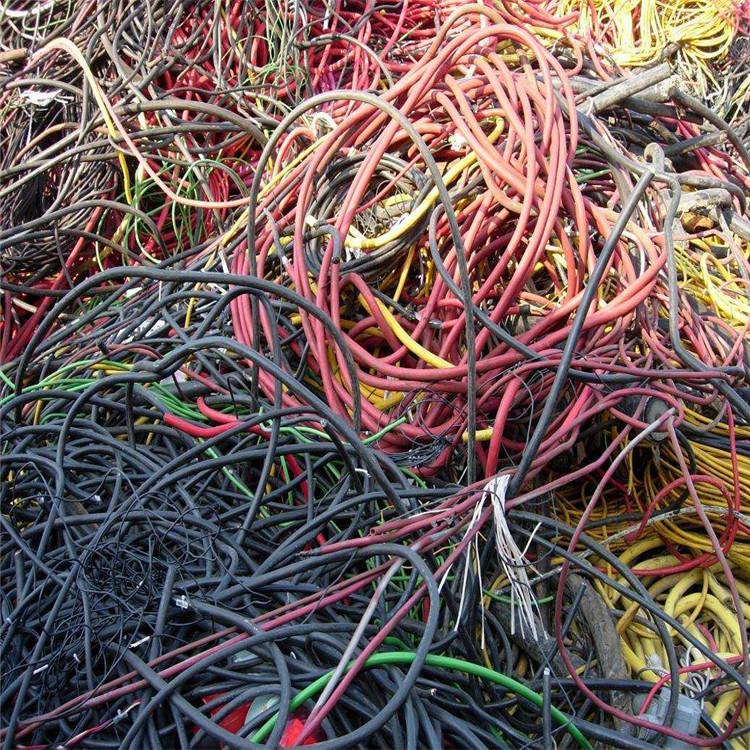 电线电缆回收 西安废旧电缆回收2020年市场行情