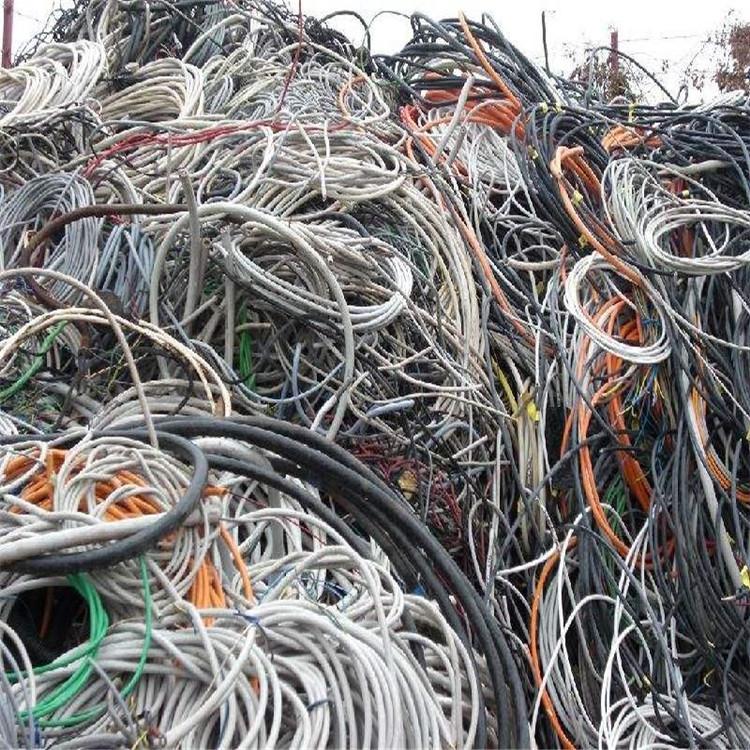 二手旧电缆收购 陕西废旧控制电缆收购