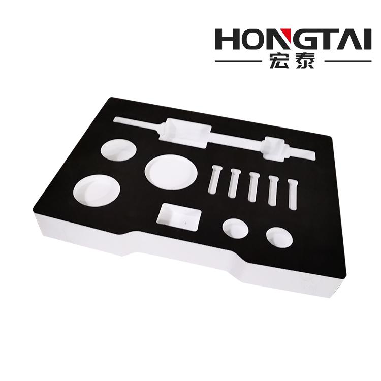 仪器箱EVA泡棉雕刻 异形铝合金箱EVA内托包装加工