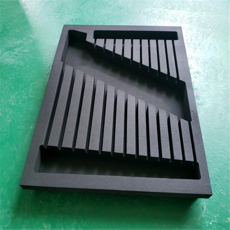 铝箱EVA内衬包装 东莞铝箱EVA雕刻定制