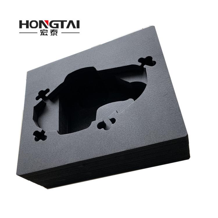 仪器箱EVA泡棉雕刻 珠海异形EVA托盘开槽加工