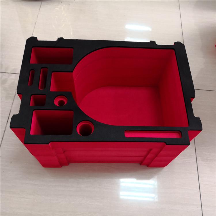 铝合金箱EVA泡棉 肇庆携行包EVA内托包装一体成型加工