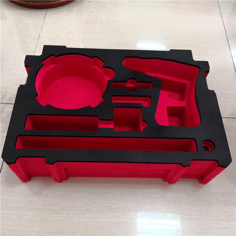 拉杆箱EVA包装内衬 东莞通讯箱EVA泡棉成型