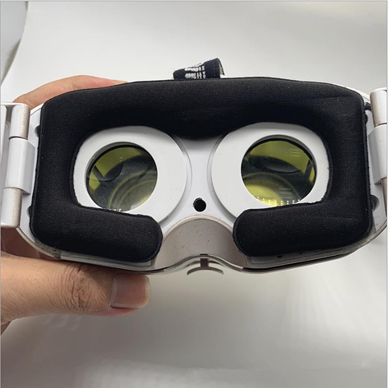 眼罩海绵垫VR 中山环保3d眼罩防护海绵