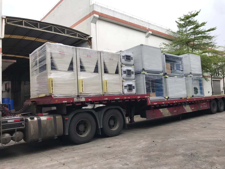 净化车间空调设计 中央空调厂家 河源空调净化工程施工