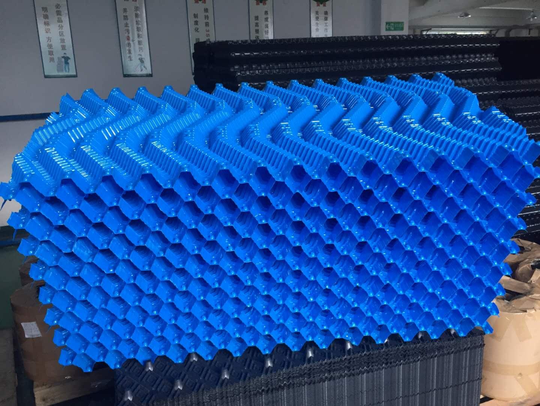 冷却塔修理厂家 改造冷却塔节能 河源方形冷却塔填料