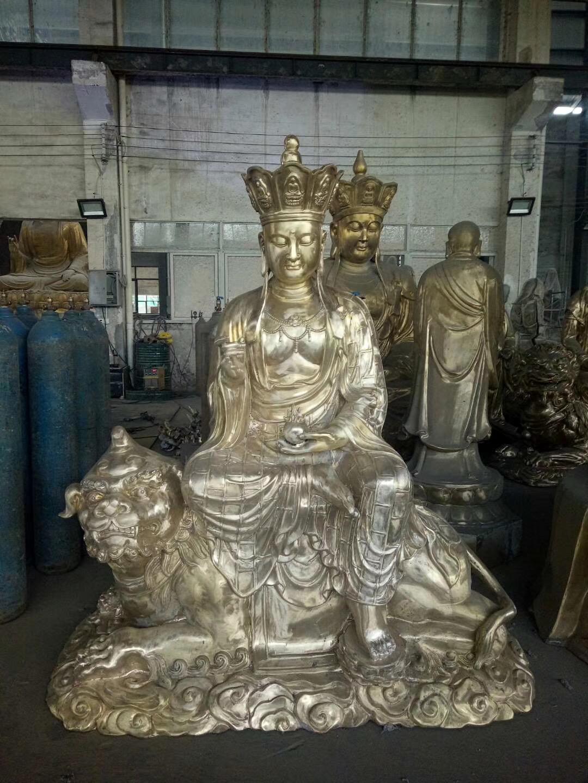 铸铜佛像 南昌大型铜佛像厂家