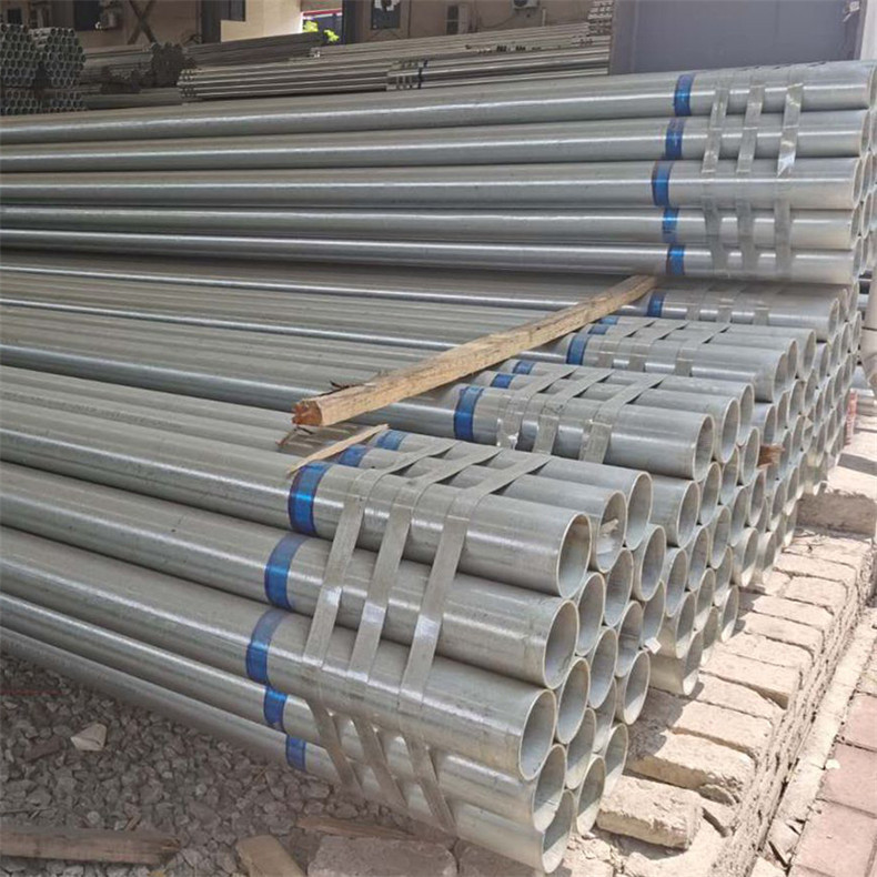 钦州镀锌管 热镀锌管件生产商