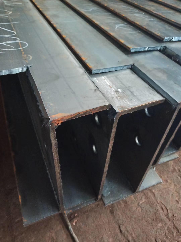 茂名H型钢 高频焊接H型钢货源充足