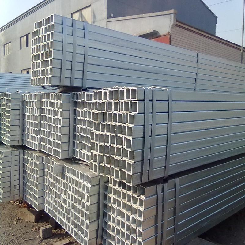琼山方管 厚壁方管生产商
